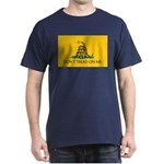 Don't Tread On Me Blue T-Shirt