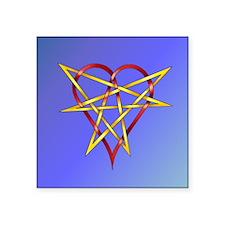 HeartStar Sticker