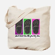 Ugly Shoes Tote Bag