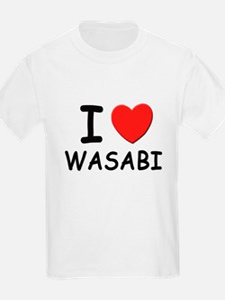 I love wasabi Kids T-Shirt