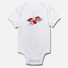 Flying Cheburashka Infant Bodysuit