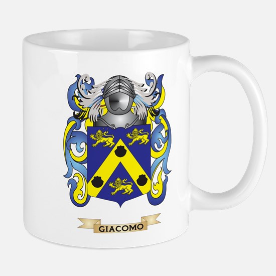 Giacomo Coat of Arms (Family Crest) Mug