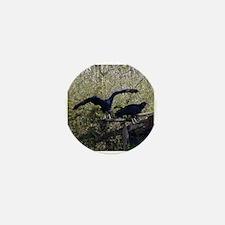 black buzzards Mini Button