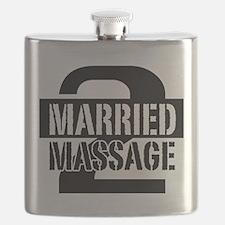 MARRIED 2 MASSAGE Flask