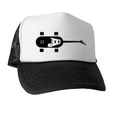 SKATE GUITAR Trucker Hat