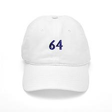 64 Baseball Baseball Cap