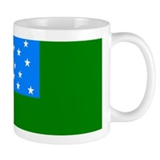 Green Mountain Boys Flag Mug