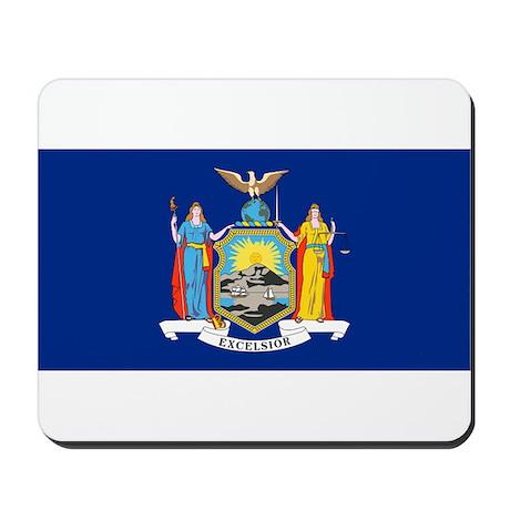 New York Flag Mousepad