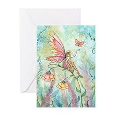 Free Fairy Fantasy Art Greeting Card
