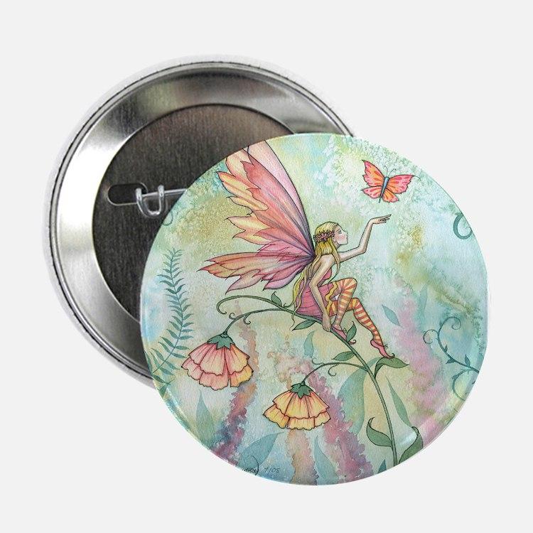 "Free Fairy Fantasy Art 2.25"" Button"