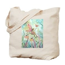 Free Fairy Fantasy Art Tote Bag