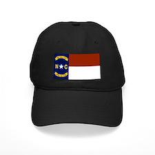 North Carolina Flag Baseball Hat