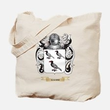 Gianni Coat of Arms (Family Crest) Tote Bag