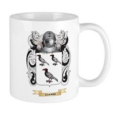 Gianni Coat of Arms (Family Crest) Mug
