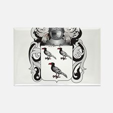 Gianni Coat of Arms (Family Crest) Rectangle Magne