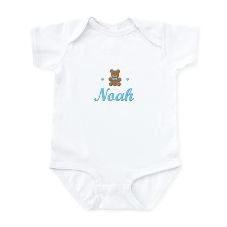 Teddy Bear - Noah Infant Bodysuit