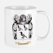 Giannini Coat of Arms (Family Crest) Mug
