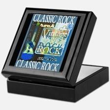 Classic Rock N Roll Keepsake Box