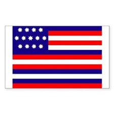 Serapis Flag Rectangle Decal