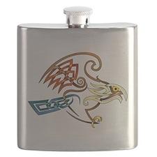 Hawk Flask
