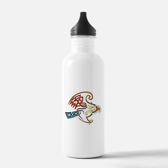 Hawk Water Bottle