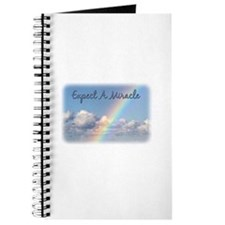 Expect A Miracle Journal