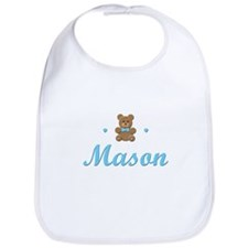 Teddy Bear - Mason Bib