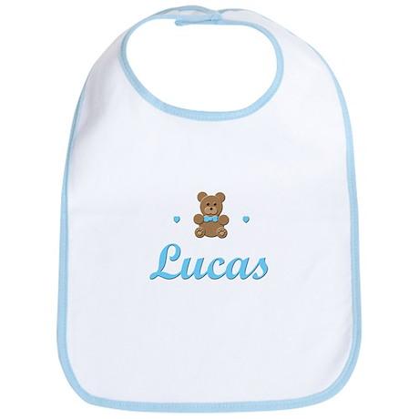 Teddy Bear - Lucas Bib
