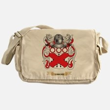 Gibbons Coat of Arms (Family Crest) Messenger Bag