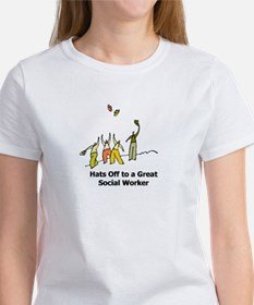 Great Social Worker T-Shirt