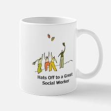 Great Social Worker Mugs