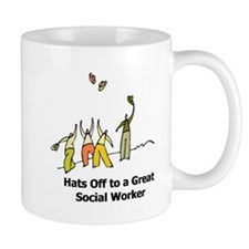 Great Social Worker Mugs