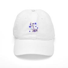 Let it Snow Baseball Cap