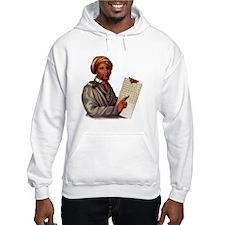 Sequoyah, The Cherokee Scholar Hoodie