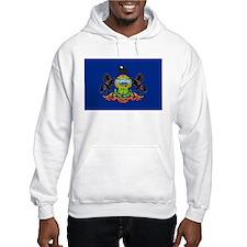 Pennsylvania Flag Hoodie