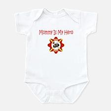 Firefighter Hero-Mommy Infant Bodysuit