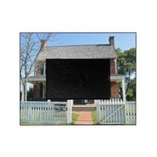 Appomattox Courthouse Historical Sit Picture Frame