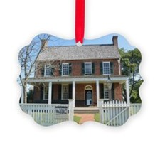 Appomattox Courthouse Historical  Ornament