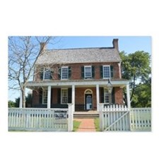 Appomattox Courthouse His Postcards (Package of 8)