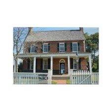 Appomattox Courthouse Historical  Rectangle Magnet