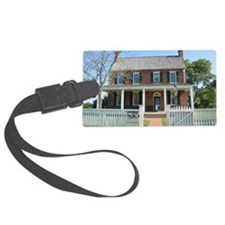 Appomattox Courthouse Historical Luggage Tag
