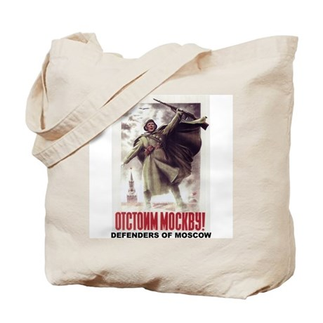 DEFENDERS OF MOSCOW Tote Bag