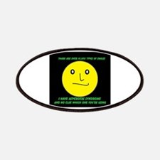 asperger smile Patches