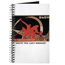 SMITE THE LAZY WORKER Journal