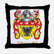 Gill-England Coat of Arms (Family Crest) Throw Pil