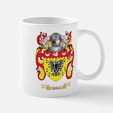 Gill-England Coat of Arms (Family Crest) Mug