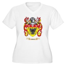 Gill-England Coat of Arms (Family Crest) Plus Size