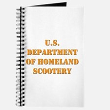 Homeland Scootery Journal