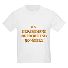 Homeland Scootery Kids T-Shirt