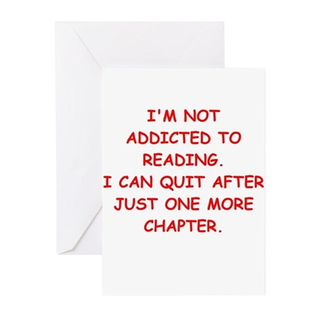 BOOKS3 Greeting Cards (Pk of 20)